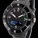 GPS klokke med trygghetsalarm